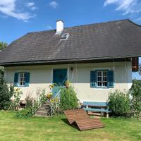 """Kellerstöckl am veganen Bio-Lebenshof """"Varm - die vegane Farm"""" - nur für Hundefreunde und Naturliebhaber empfohlen !!"""