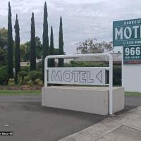 Banksia Motel, hotel em Bass Hill