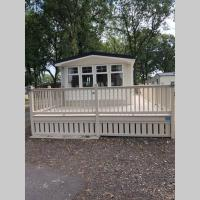 Modern Static Holiday Home only 7 Miles from York Sleeps 6