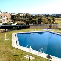 Atico Parque Natural+Alborán Golf+Wifi+Netflix
