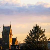 4 Bed Church House Ecclefechan Dumfries&Galloway
