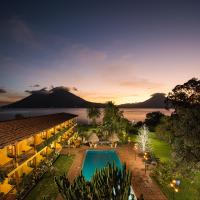 Villa Santa Catarina, hôtel à Panajachel