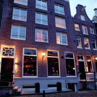 Hotel Sebastians, hotel in Amsterdam City Center, Amsterdam