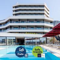 Hotel Plaža Duće, hotel in Omiš