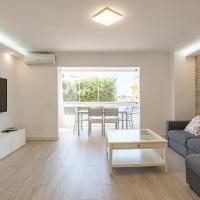 Attractive beach apartment in the center of Rincon, hotel en Rincón de la Victoria