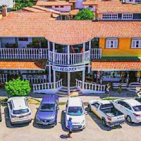 Hotel Tropicalia, hotel in Canoa Quebrada