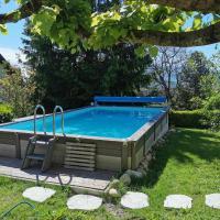 Appartement 1 pièce entresol 30 m2 proche du centre et bain thermal, hôtel à Yverdon-les-Bains