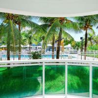 Qavi - Flat em Resort Beira Mar Cotovelo #InMare113