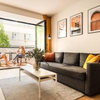 Smart Self Check-in Ambiente Apartments, hotel Pozsonyban
