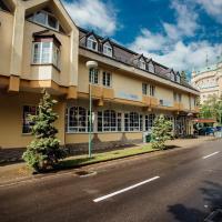 Hotel pod Zámkom, hotel v Bojniciach