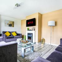 Central Leamington Spa 3-Bed House with Smart TVs & Free Netflix by YOKO Property