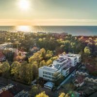 Molo Park Aparthotel – hotel w mieście Mielno