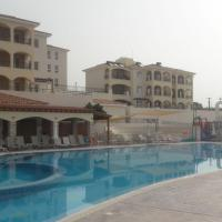 Cozy 2 bedrooms apartment in a luxurious complex with swimming pools and beautiful view