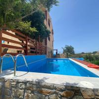 Villa Evenos with private pool - Irida Country House with brand new private pool