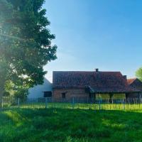 Vierkantshoeve Sesjans Vlaamse Ardennen