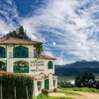 Mirador de Pueblo viejo, hotel in Guatavita