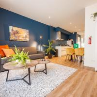 Boutique Chic 55m2 Apartment with City Garden