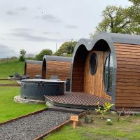 Great House Farm Luxury Pods and Self Catering