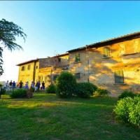 Agriturismo Le Ginestruzze, hotell i Montespertoli