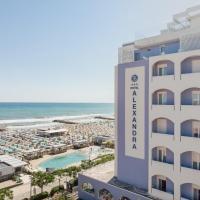 Hotel Alexandra - Novita Colazione XXL & Brunch inclusi, hotell i Misano Adriatico