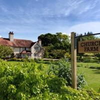 Church Farm B&B near Telford and Ironbridge