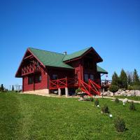 Lake House Villa pas Eugenija, viešbutis mieste Migiškiai