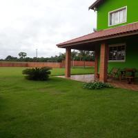 Casa de Campo com Piscina e Churrasqueira