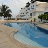 Departamento vista al mar, 3 dormitorios 2pq piscina, hotel em Volcán Chimborazo
