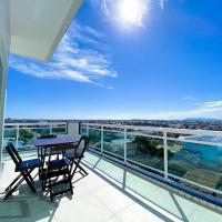 Duplex Lindo Pôr do Sol e Vista Perfeita da Cidade - 404