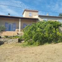 Belle maison en Drôme provençale pour un séjour de 7 nuits minimum