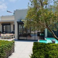 Noga Tlv - High Standard Private House - Rooftop & Pool