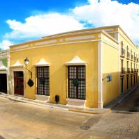 Hotel Francis Drake by Prima Collection, hotel in Campeche