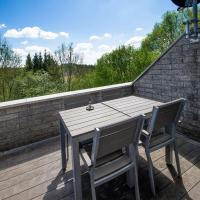 Attractive holiday home in Malmedy with a terrace