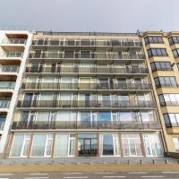 Contemporary apartment in Oostende with balcony