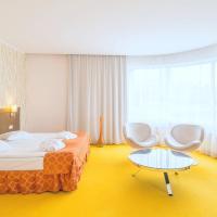 Rija VEF Hotel with FREE Parking, отель в Риге