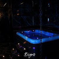 Black Suite, suite luxueuse avec jacuzzi privatif