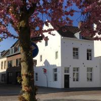 Stadsvilla met patio in centrum Maastricht