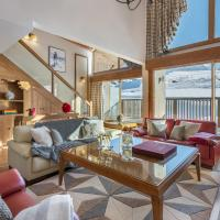 Hotel Annapurna, hôtel à Courchevel