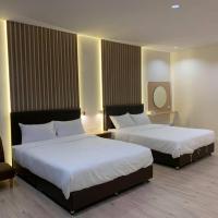 GRAND PA Hotel&Resort Lamphun Chiang Mai, hotel in Lamphun
