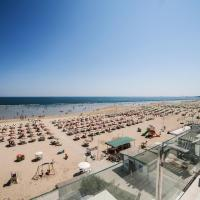 Hotel Riviera Mare, hotell i Rimini