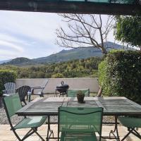 Charmante mini villa vue montagne surprenante