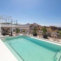 Innside by Melia Palma Center, hôtel à Palma de Majorque