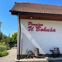 Penzion U Bohuša, hotel v Lednici