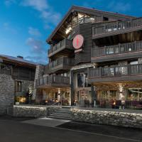 Hotel Le K2 Chogori, hôtel à Val d'Isère