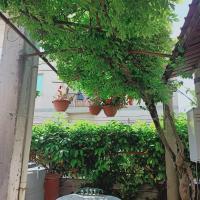 casa giardino, hotel in Scauri