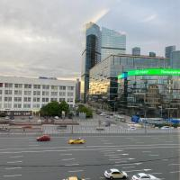Двухкомнатные апартаменты на Кутузовском