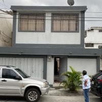 Katty Guest House. Urdenor 1 Manzana 107 Villa7., hotel em Guayaquil