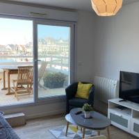 Appartement Dives-sur-Mer, 4 pièces, 6 personnes - FR-1-487-106