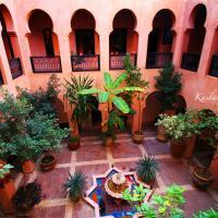 Riad Kasbah Omar, Hotel in Ourika