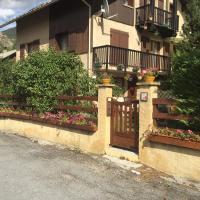 Chez Madeleine - Large T1 Mountain view, hotel in Villar-Saint-Pancrace